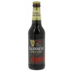 GUINNESS EXTRA STOUT 33CL