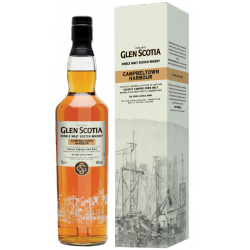 GLEN SCOTIA CAMPBELTOWN HARBOUR WHISKY 70 CL