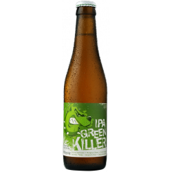 SILLY GREEN KILLER IPA 33CL